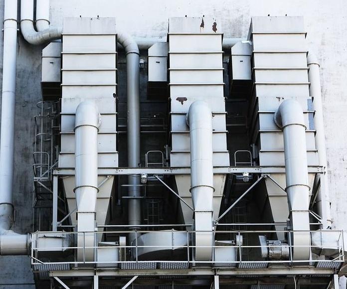 Conductos de aire: CATÁLOGO de Eboclima