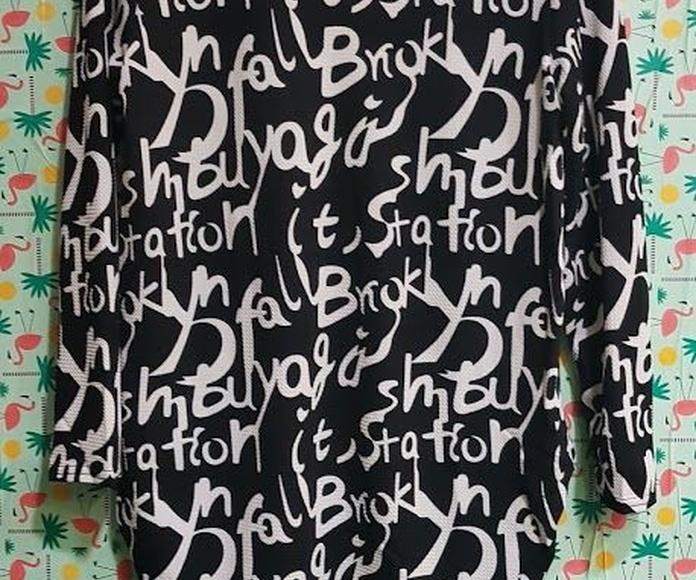 Blusa letras: Productos de Picnic Moda Urban y Pinpilinpauxa