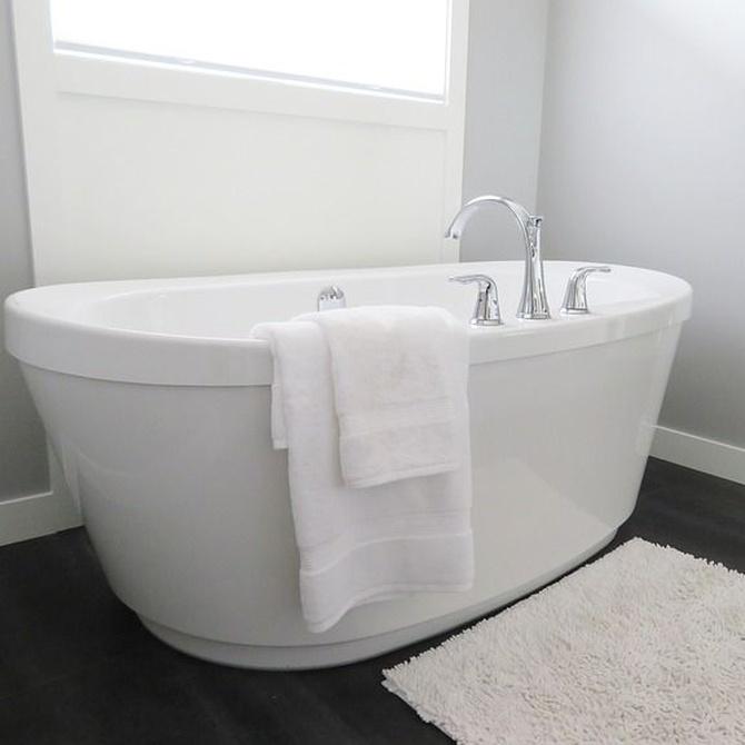 El universo creativo de los baños