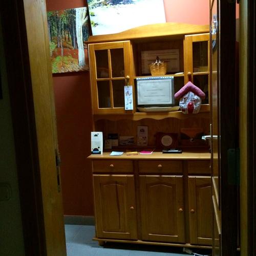 Entrada al Gabinete de Psicología de Inmaculada Jauregui Balenciaga