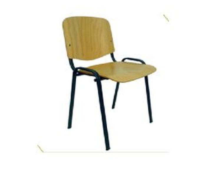 Silla Sfera en madera: Productos de Sistemas DIM Instalaciones Comerciales, S.L.