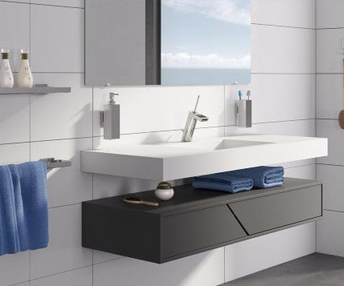 Baño diseño - Accesorios de baño: Productos y servicios de Pavimentos Talabira