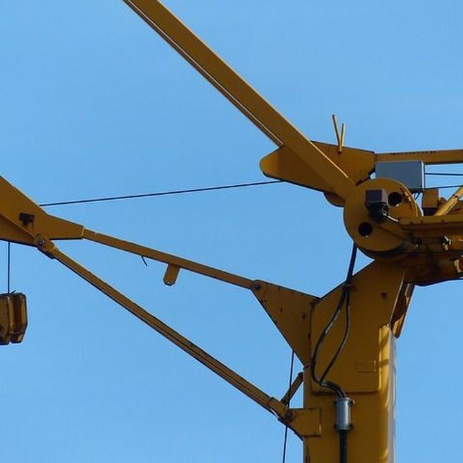 Puntos de mantenimiento en equipos de elevación que no deben ser ignorados