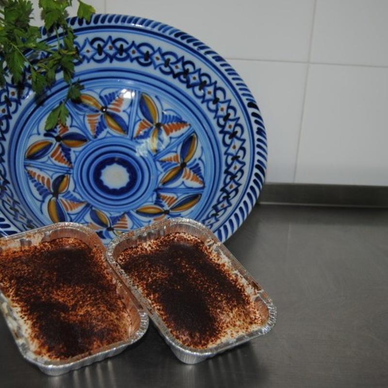 6 Tarta Tiramisú Casera.: Sábado 18 de septiembre de La Olla