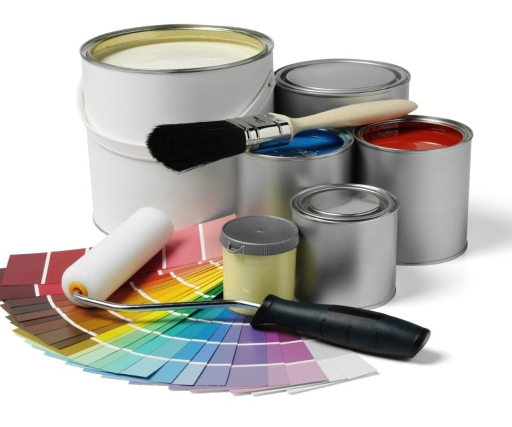 Tipos de pinturas para fachadas