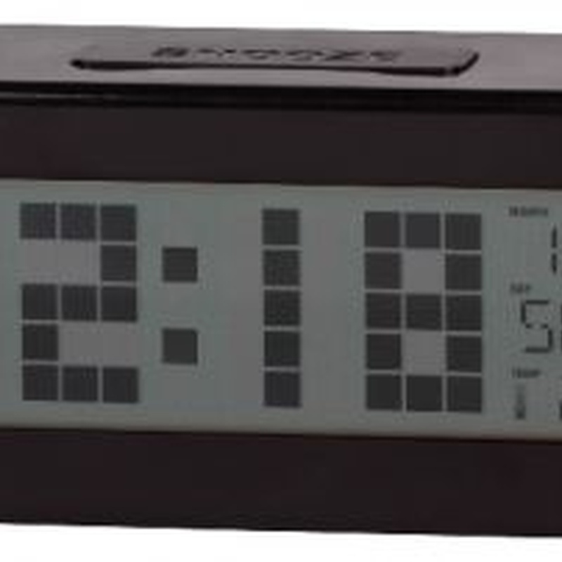 Reloj Despertador Digital DCD-24Bk
