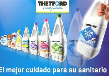 Gama productos Thetford