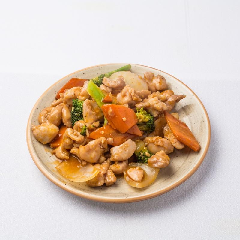Pollo Kung pao picante: Carta de Restaurante Sowu