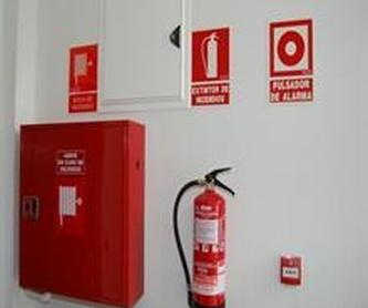 Rociadores automáticos: Productos y Servicios de Asecoin