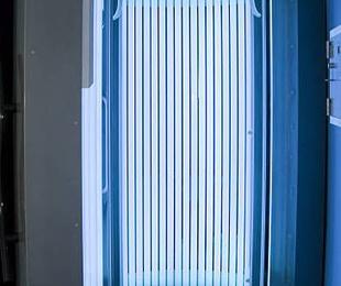 Solárium vertical