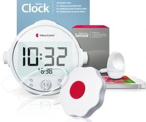 Despertador con sensor de luz para móvil.  Despertarse mediante luz y/o vibración además de avisarnos si recibimos WhatsApp, correos o sms? Es posible!!!!!!