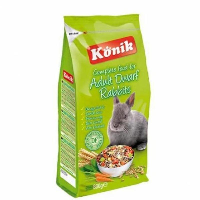 Konik conejo 800gr y 2kg: Para tu mascota de New Art Can