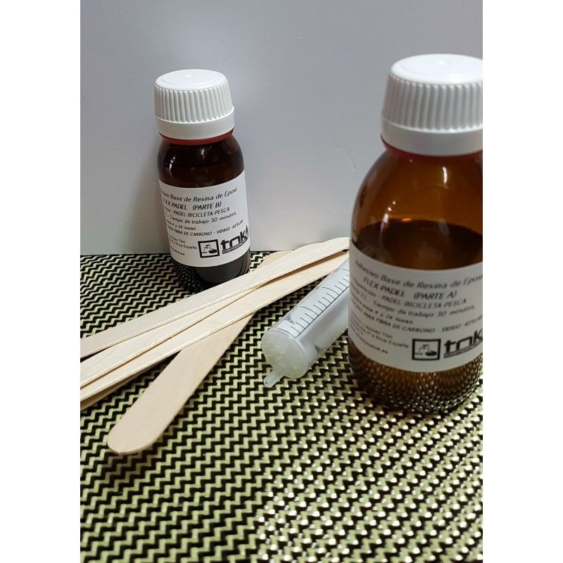 Kit varios: Productos de Resinas TNK
