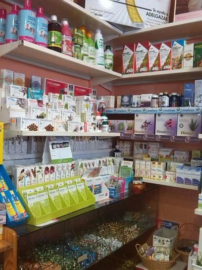 Todos los productos y servicios de Herbolarios y dietética: Herbolario Zinnia