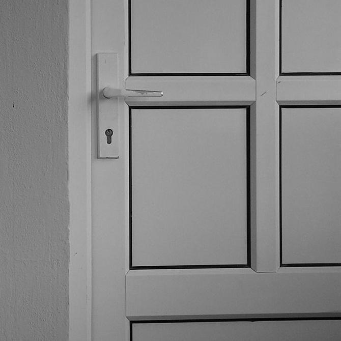 Puertas lacadas en blanco, la última tendencia
