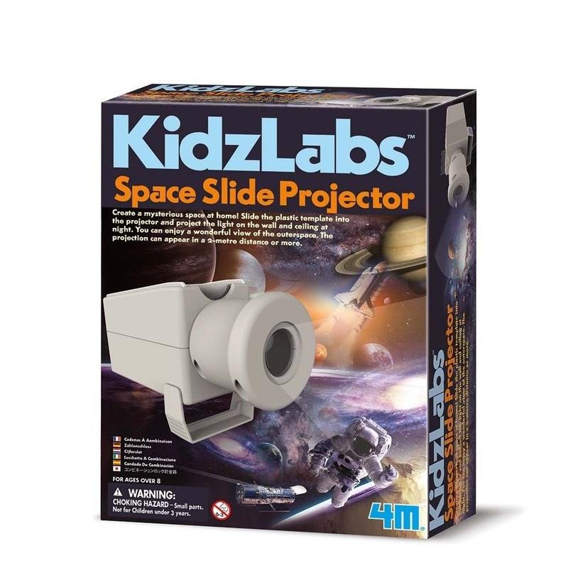 Proyector diapositivas espaciales. Space slide projector 4M