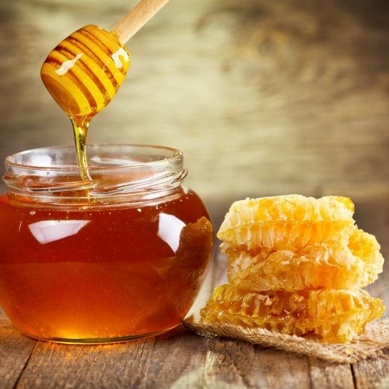 Miel: Frutas y verduras de La Alegría de la Huerta