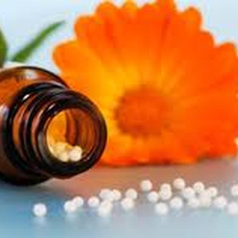 Homeopatía: SERVICIOS de Farmacia - Ortopedia Silvia Benito Rodríguez