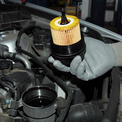 Cambio de filtros y mantenimientos de vehículos en Bilbao