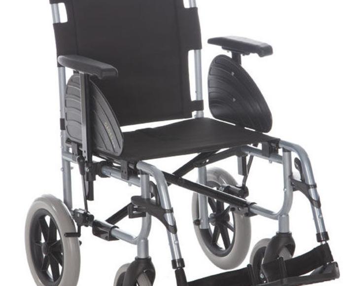 """Silla de ruedas de acero ligero plegable Gades """"VARIO"""""""