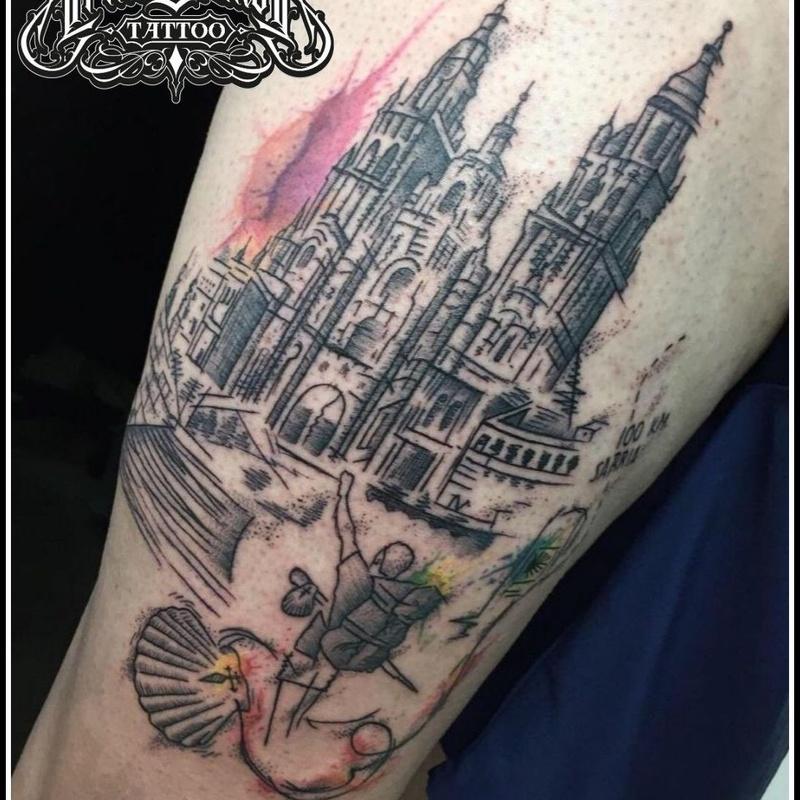 Tatuajes: Servicios y equipo de Arma Blanca Tattoo