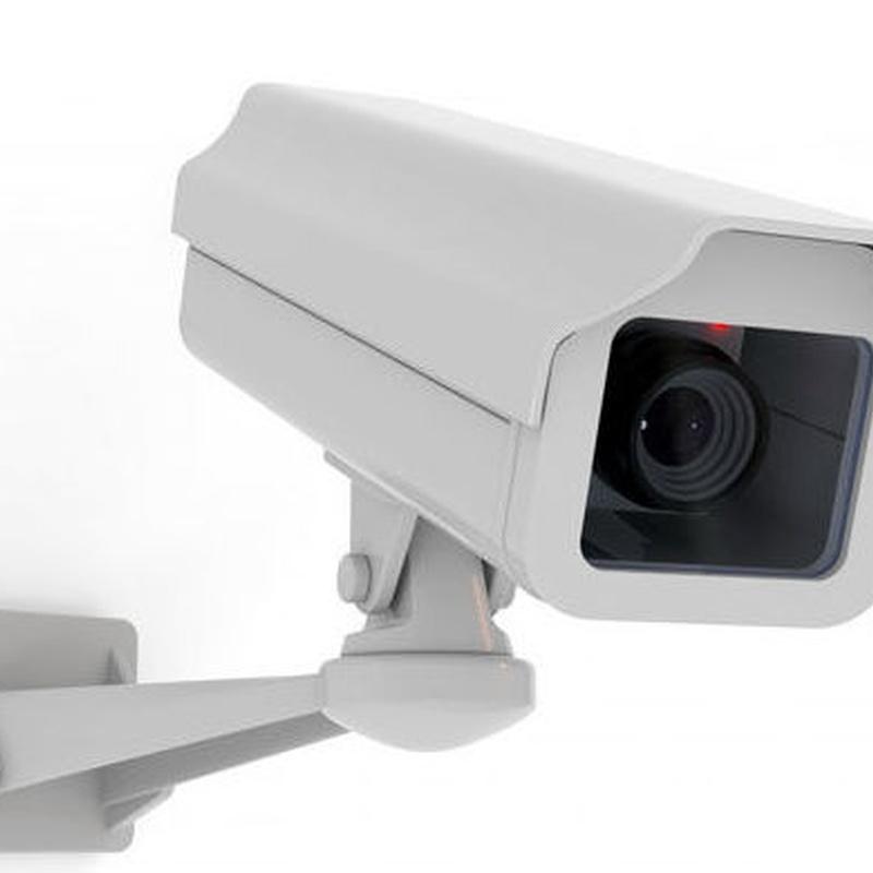Circuito Cerrado TV: Catálogo de Surzatel Seguridad, S.L.
