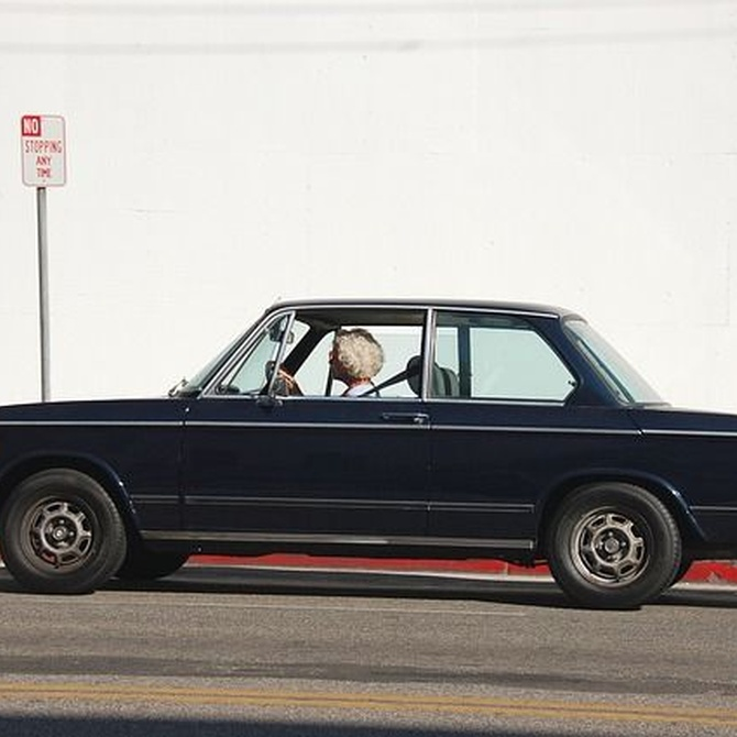 Conducir a partir de los 65