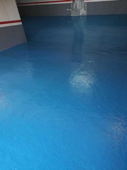 Pintado de suelos