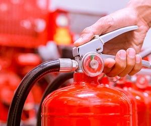 Servicio de extintores.