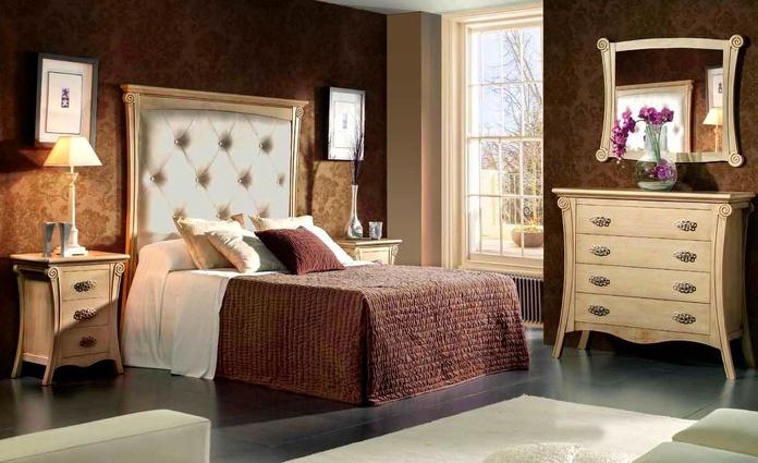 Dormitorios Clásicos: Productos of Muebles Díaz