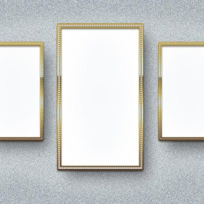 Consejos para elegir el marco de tus cuadros
