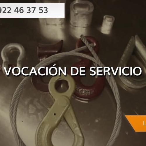 Carpintería metálica en Las Palmas - Taller Agrícola Yepabely