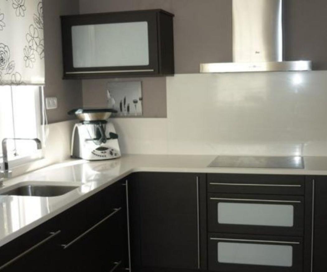 Una cocina perfecta con muebles a medida