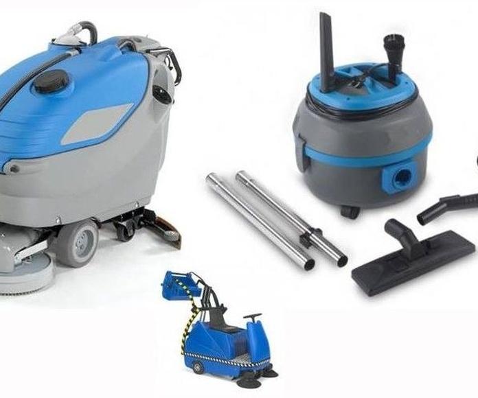 Productos para limpieza industrial e higiene: Productos de Iturralde Industrigaiak, S.L.