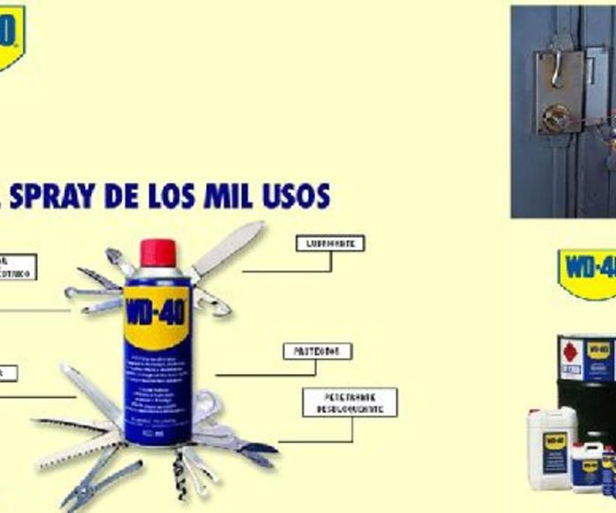 Químicos y Adhesivos : Catálogo de García Sanjaime