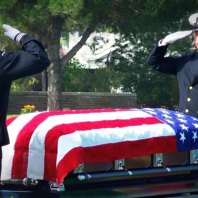 Los funerales de Estado