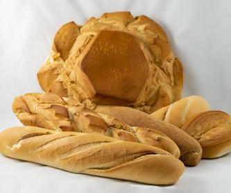 Pan multicereales: Obrador de Pan El Vacar