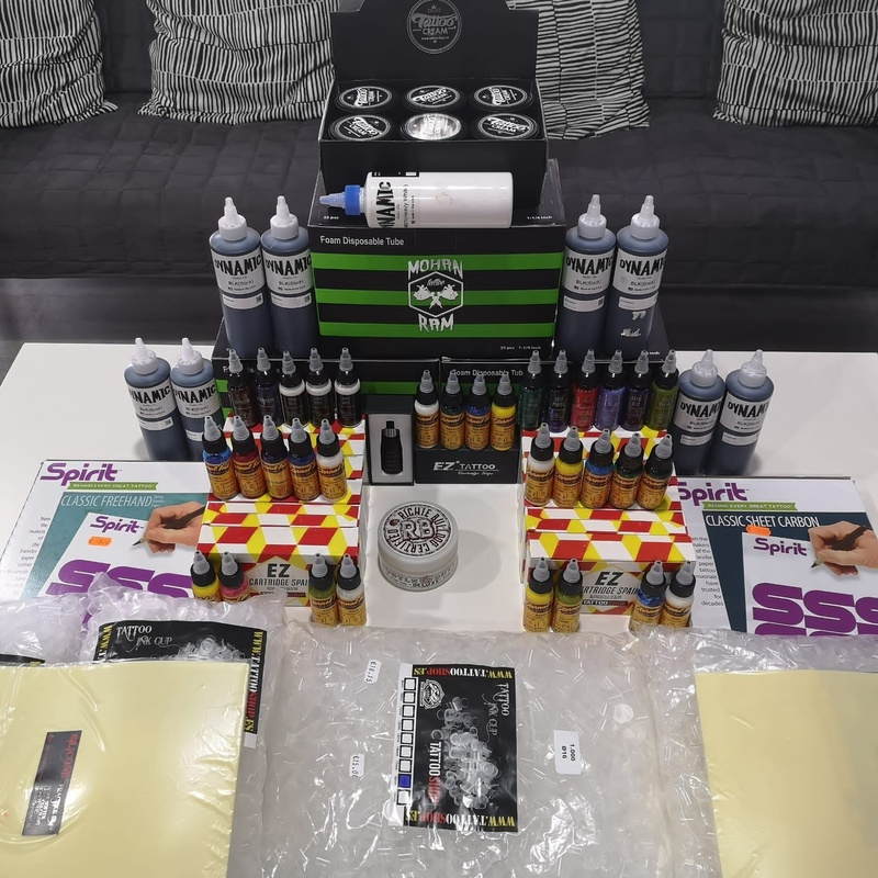 Material para tatuadores: Productos de Adictos Tenerife