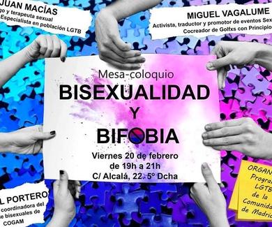 Bisexualidad, psicoterapia, terapia de pareja y terapia sexual