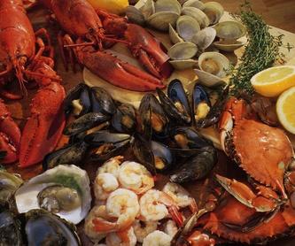 Pescados: Carta de Restaurant Rosamar