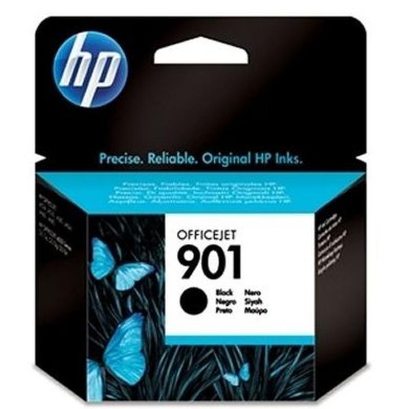 HP 901 CC653AE cartucho negro Officejet: Productos y Servicios de Stylepc