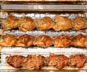 Pollos asados en Sarrià-Sant Gervasi