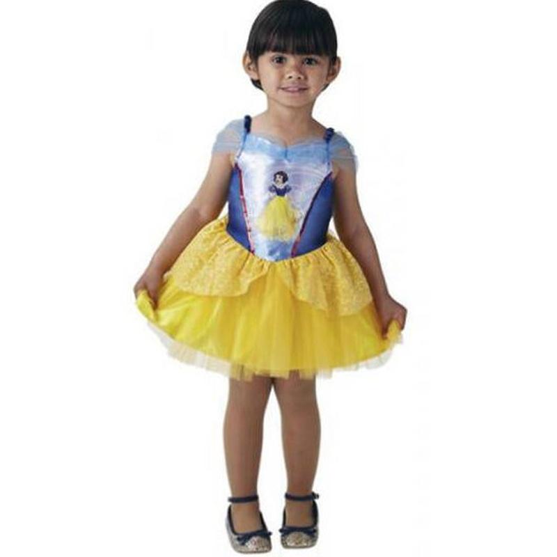 Disfraz Blancanieves preschool
