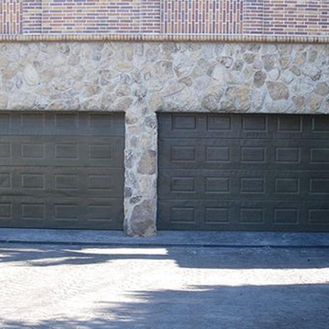 Consejos a la hora de instalar una puerta de garaje automática