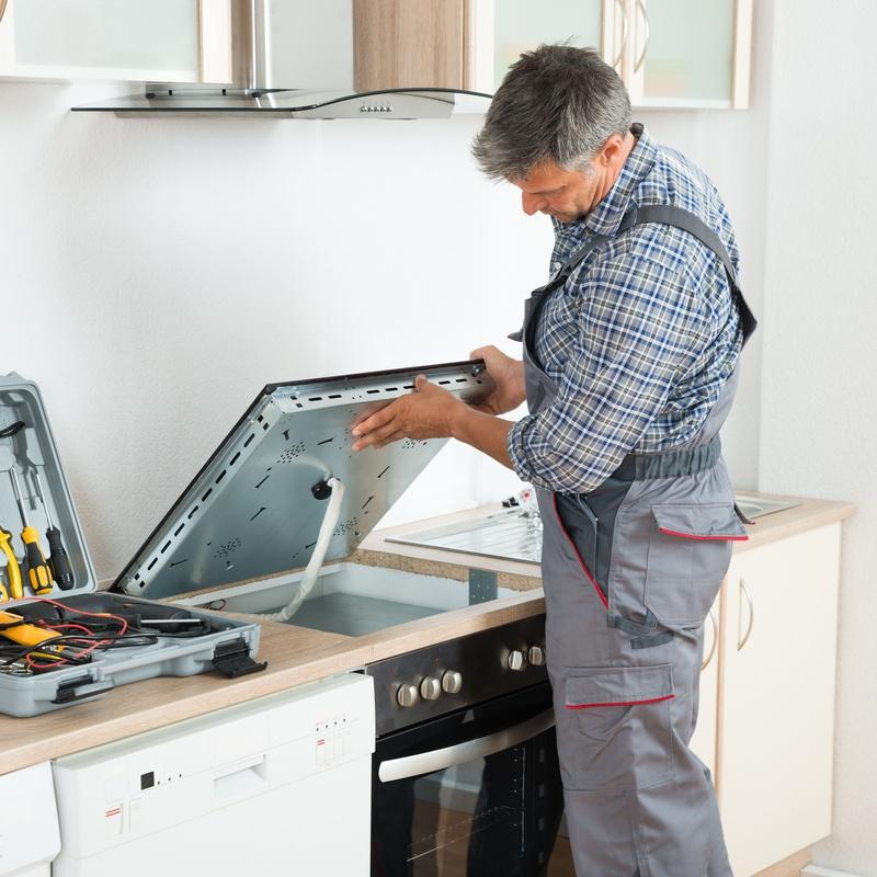 Reparación de cocinas: Servicios de Servicio Oficial AEG, Electrolux, Zanussi