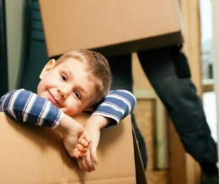 Mudarse con niños a otra cuidad