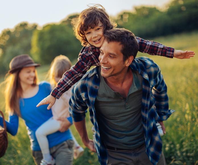 Terapia sistémica de pareja y familia: Especialidades de Psicotrans