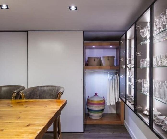 Proyecto de interiorismo en Mahon: proyectos de interiorismo de Paglialonga studio interiorismo
