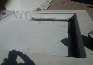 Impermeabilidad de piscinas