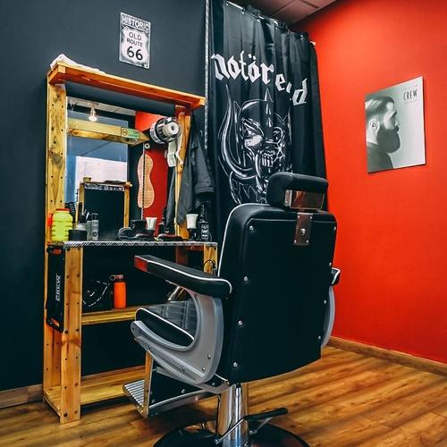 Barber shop Tres Cantos